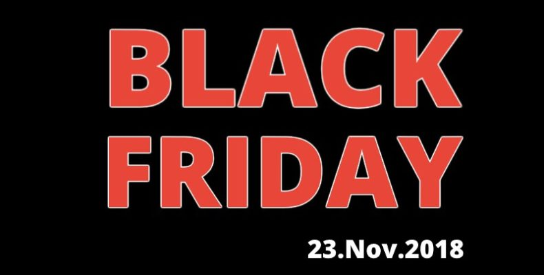 Black Friday 23.Nov.2018