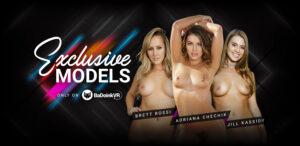 Exclusive Models at Badoink VR